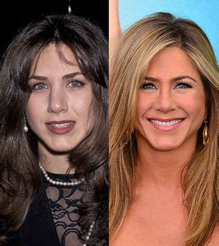 see jennifer aniston's hair transformation – daily