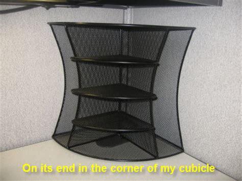A 2 Way Corner Shelf Unit Will Add Storage Versatility To Corner Desk Shelf Unit
