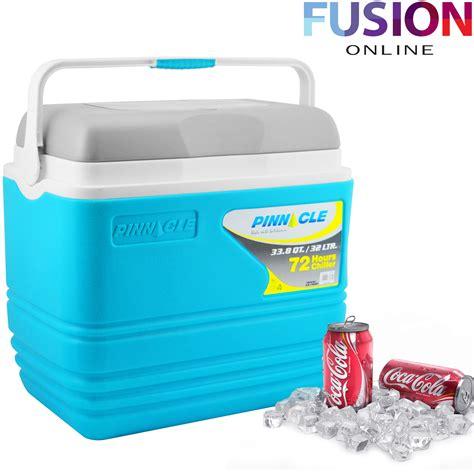Cooler Box 32l coolbox large blue cooler box cing picnic