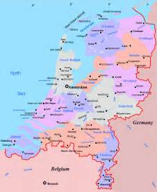 map of with all cities large administrative map of netherlands with major cities