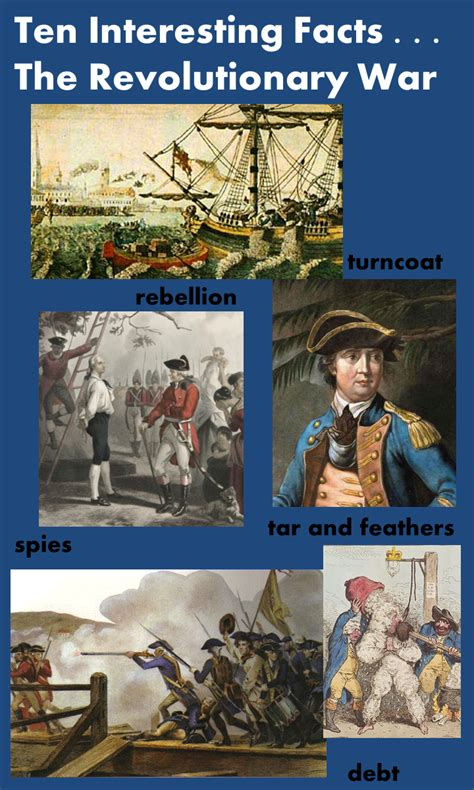 the war trivia book fascinating facts and interesting war stories trivia war books volume 2 books ten interesting facts the revolutionary war