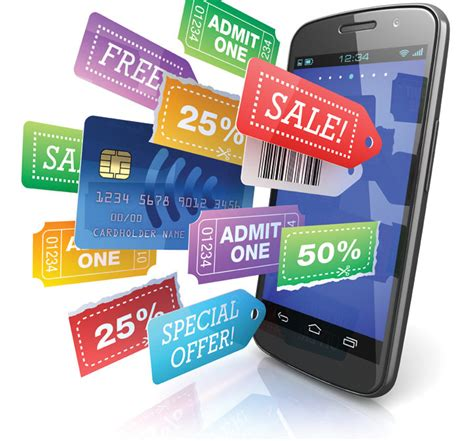 mobile coupons iproximity launches global mobile coupon factory