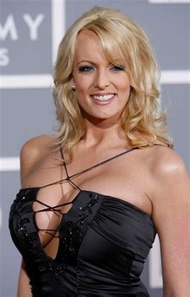 stormy daniels kept shiny gold dress from alleged affair