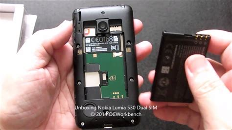 unboxing  nokia lumia  dual sim smartphone review  ocworkbench youtube
