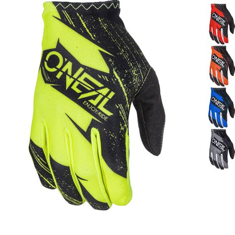 oneal motocross gloves oneal matrix 2018 burnout motocross gloves new arrivals