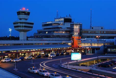 best airport for berlin berlin tegel airport