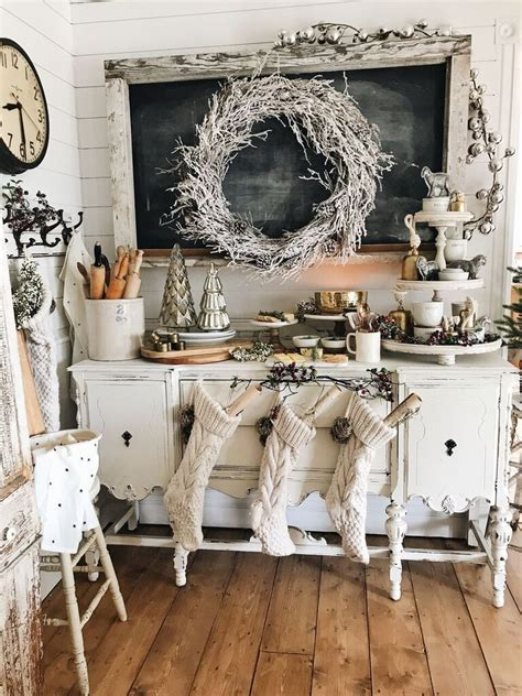 rustic christmas decor ideas   warm  heart