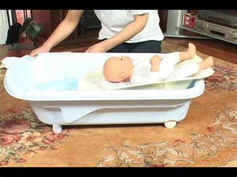 Where To Use Baby Bath Tub - korean baby bathtub how to use