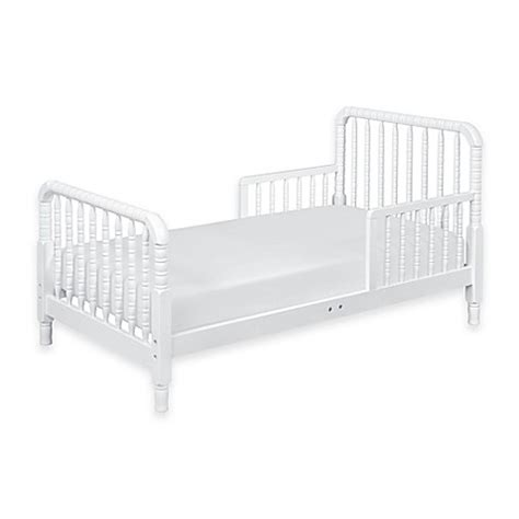 jenny lind baby bed davinci jenny lind toddler bed in white buybuy baby