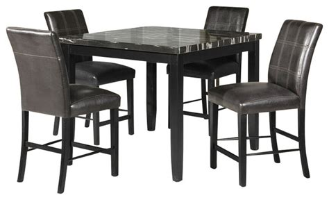 Black Marble Dining Table Set All Wood Dining Sets Black Marble Table And Chairs Black Faux Marble Dining Table Sets Dining