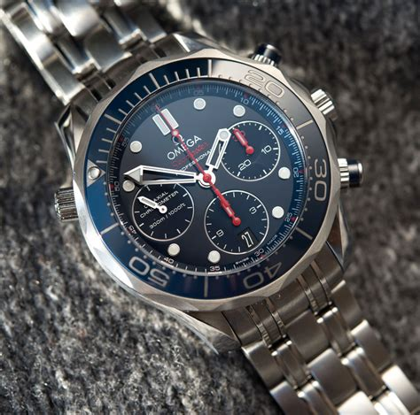 Omega Seamaster Chronoraph Premium 5 top 10 omega seamaster 300m co axial chronograph 41 5mm review clone