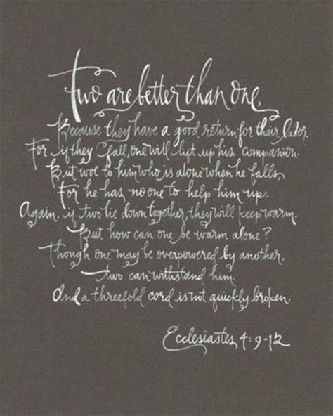 Wedding Bible Verses Ecclesiastes by 29 Best Wedding Bible Verses Images On Bible