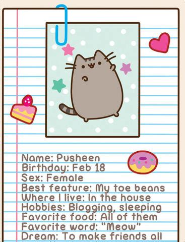 i am pusheen the cat by claire belton on ibooks
