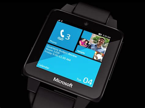 Smartwatch Windows this microsoft smartwatch concept is the best yet