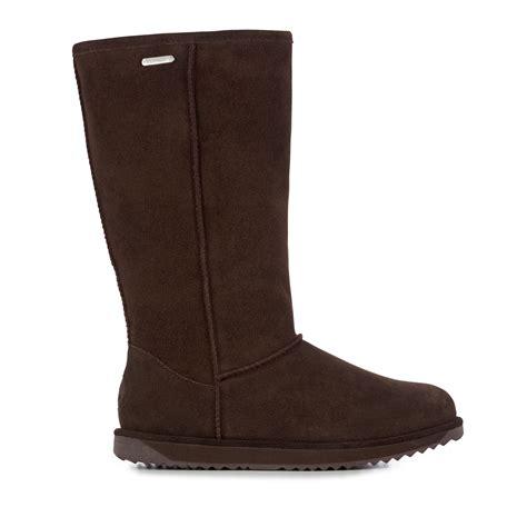 emu australia womens waterproof winter boots paterson hi