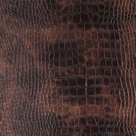 alligator upholstery copper metallic alligator faux leather vinyl by the yard