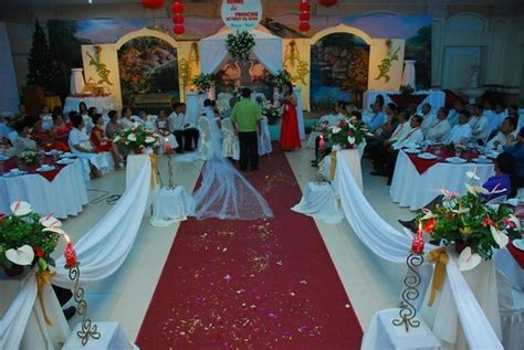 wedding reception here   Picture of Tagum City, Davao del