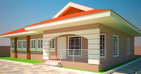 five bedroom homes house plans ghana 5 bedroom house plan in ghana for