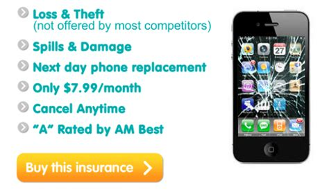 at t insurance on iphone marketfile