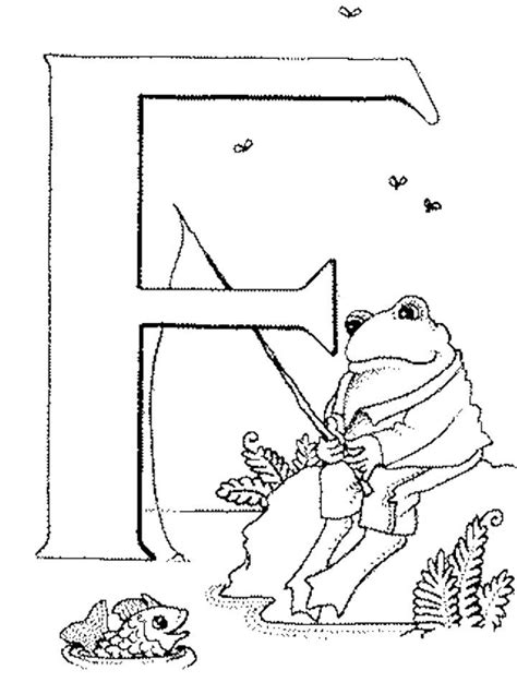 F Frog Coloring Page by 1000 Images About Frog Coloring On Coloring