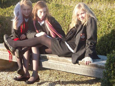 Candid High School Girls Pantyhose Hot Girls Wallpaper