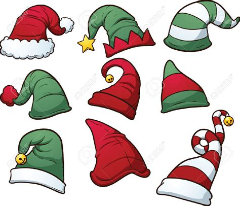 animated christmas tree hats hat clipart clipartxtras