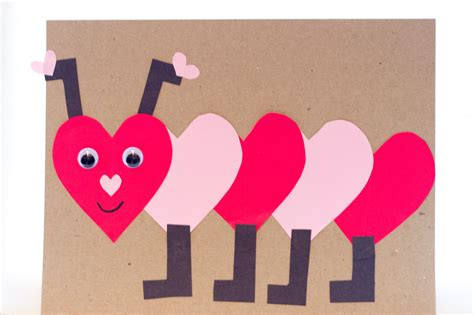 arts and crafts ideas for valentines day kindergarten valentines project betsy farmer designs