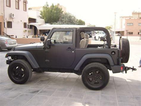 jeep matte black matte black jeep wrangler matte black
