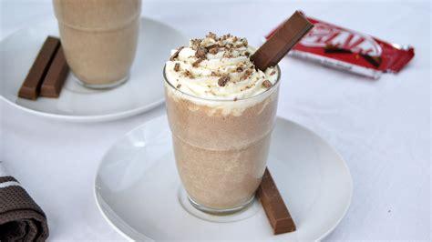 Kitkat Sake kit milkshake easy kit milkshake recipe