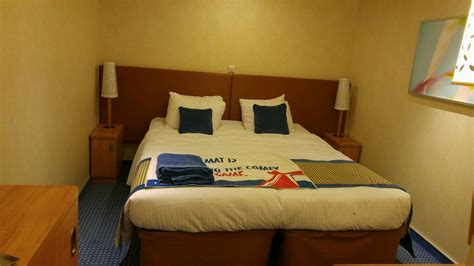 Interior Stateroom, Cabin Category 4E, Carnival Breeze