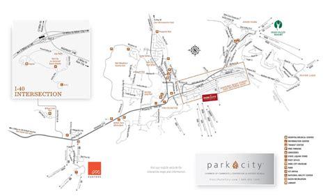 city utah map map of park city utah new york map