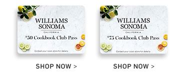 Williams Sonoma Gift Card Discount - online gift cards egift cards gift card williams sonoma