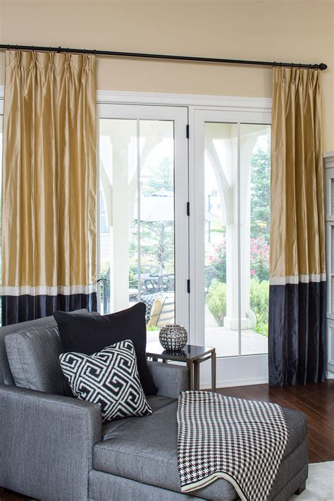 sliding door window treatments window treatments for sliding glass doors
