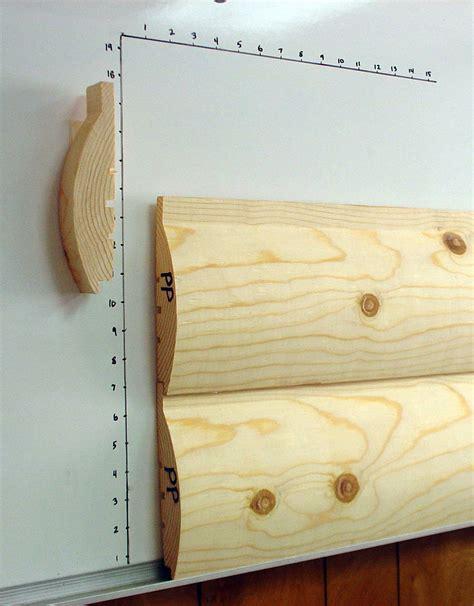 Log Cabin Boards by Log Cabin Siding Lakeside Lumber The Northwest S Premier