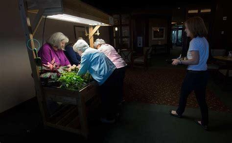 indoor gardening ideas for seniors tacoma indoor garden business lets seniors flower year the news tribune