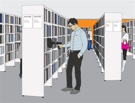 creating a home library that s smart and pretty can rfid save libraries rfid arena
