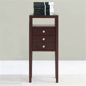 12 Inch Bedside Table Sitcom Freesen 30 Inch Nightstand Pedestal Modern