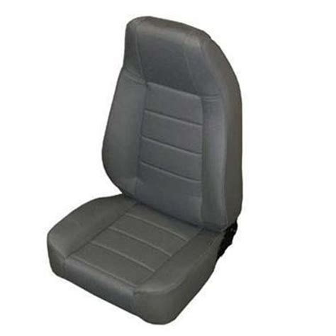 Jeep Tj Replacement Seats All Things Jeep Front Seat Replacement W Recliner For