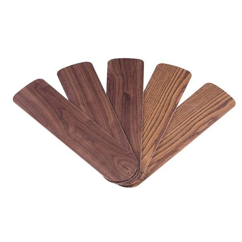 Replacement Ceiling Fan Blades by Westinghouse 52 In Oak Walnut Replacement Fan Blades 5
