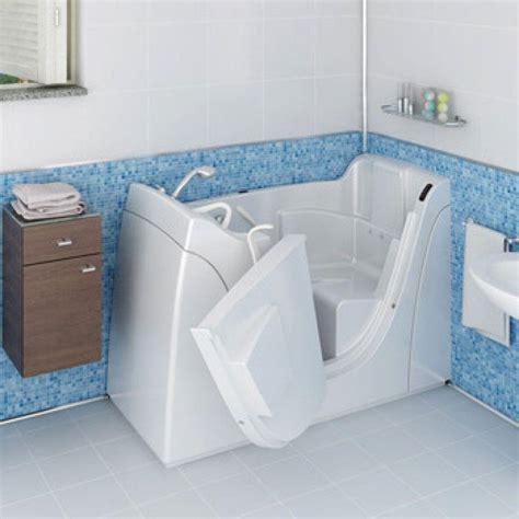 vasca da bagno disabili prezzo vasca da bagno con sportello e per disabili