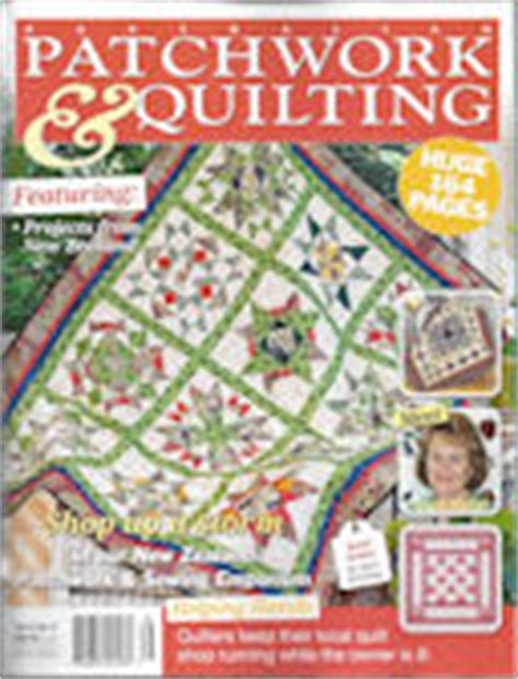 Australian Patchwork And Quilting Magazine - products