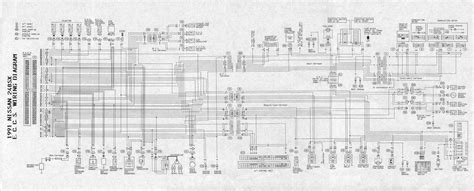 nissan 240sx 1991 eccs wiring diagram all about wiring