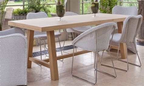 Conservatory Dining Table Herbert Dining Table 2600mm Conservatory Furniture From Interiors By Vale