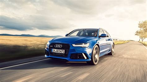 Audi Rs6 Special Edition by Audi Rs6 Avant Performance Nogaro Edition Combines 705