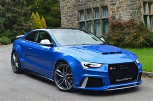 Audi A5 Rs Audi A5 2 7tdi Coupe Modified Wide Bodykit Rs5 Rs Custom