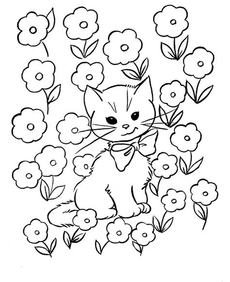 easter cats kittens coloring book books easter coloring pages free printable easter