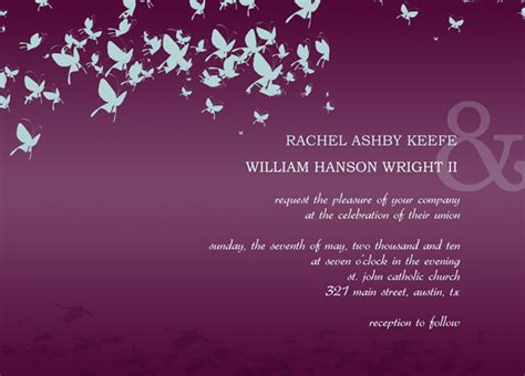 Digital Wedding Invitation Templates digital wedding invitation templates
