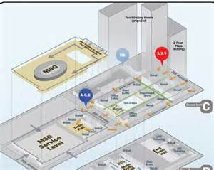 Penn Station Floor Plan by Amtrak Penn Station Layout Pictures To Pin On