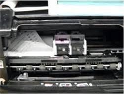 reset hp deskjet f4400 series blinking lights on the hp officejet 4400 k410 deskjet
