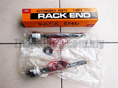 Rack End Tie Rod Merk 555 Japan Khusus Mazda E2000 Sepasang 555 suspension parts zhapalang e autoparts